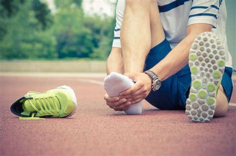dolore alla caviglia interna il dolore alla caviglia nel judo