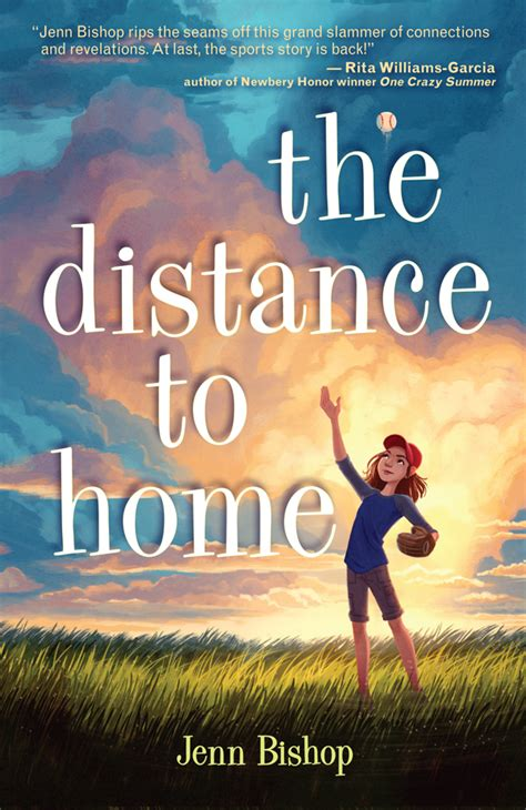 cover reveal the distance to home by jenn bishop