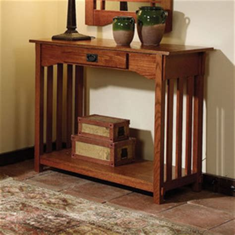 mission sofa table plans pdf diy mission sofa table plans download monks bench