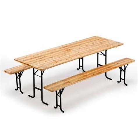 tavoli per birreria set tavoli e panche birreria in legno