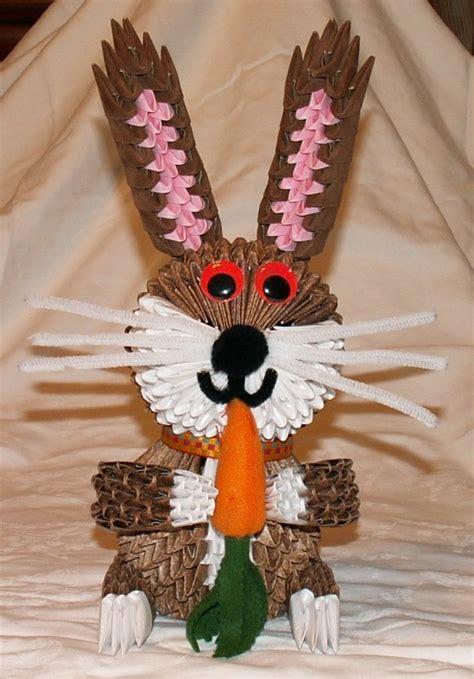 3d Origami Rabbit - rabbit jpg album heidi lenney 3d origami