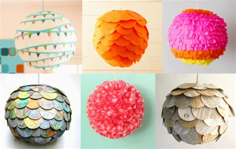 How To Make Crepe Paper Lanterns - 6x paper lantern ideas curiobites