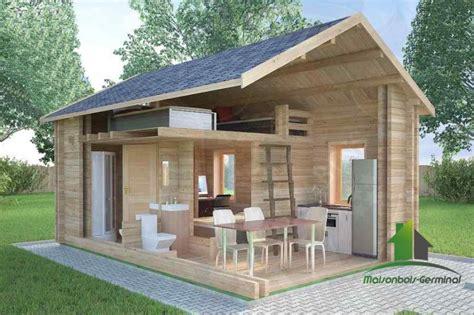 rochester cabane habitable 23 m 178 avec mezzanine 10 m 178