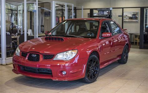 subaru rwd for sale 2006 subaru wrx from baby driver film rwd