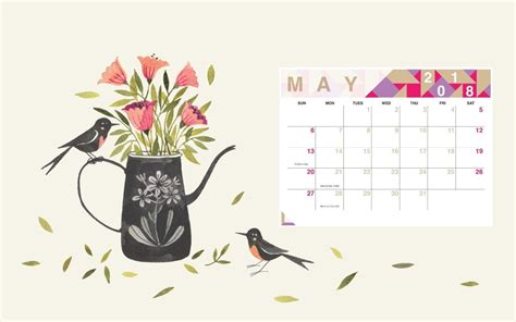 may 2018 calendar hd wallpapers calendarbuzz
