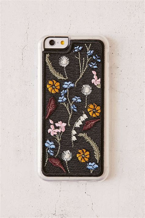 zero gravity gather embroidered iphone 6 6s phones and phone cases iphone covers