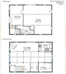 Carriage House Floor Plans by Edgewater Carriage House Small House