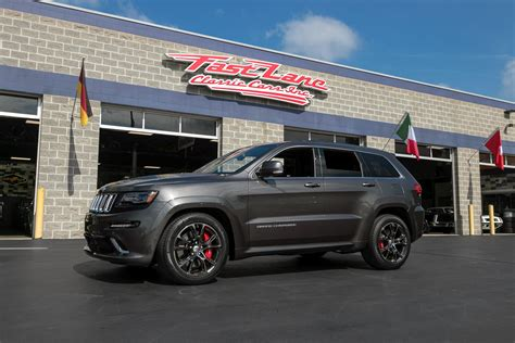 jeep grand for sale 2014 2014 jeep grand srt 8 for sale 89729 mcg