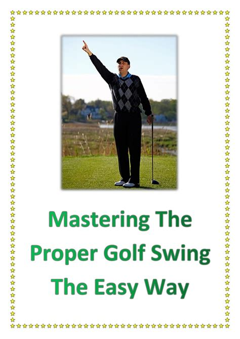 swing this way proper way to swing a golf driver