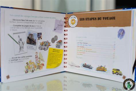 1304205975 enfants journal de voyage mon offrez quot mon carnet de voyage 224 new york quot jo moi 224 votre