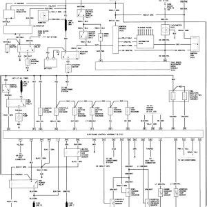 ford mustang wiring diagram  wiring diagram
