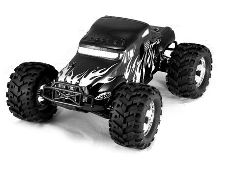 truck nitro 3 nitro gas remote redcat earthquake 3 5 1 8 scale