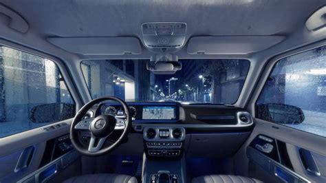 mercedes g wagon interior 2019 mercedes g class interior photo