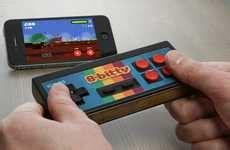 ereader gameboy mod phone turned gameboy consoles icade mobile