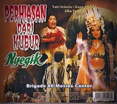 film jadul warisan terlarang perhiasan dari kubur 1990 brigade 86 indonesian movies