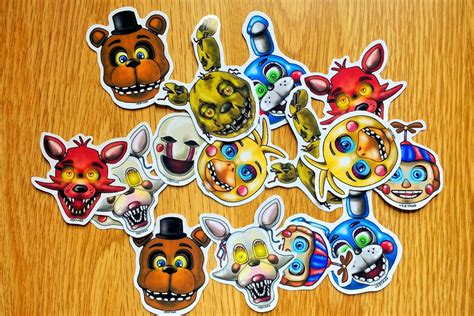 Fnaf Stickers