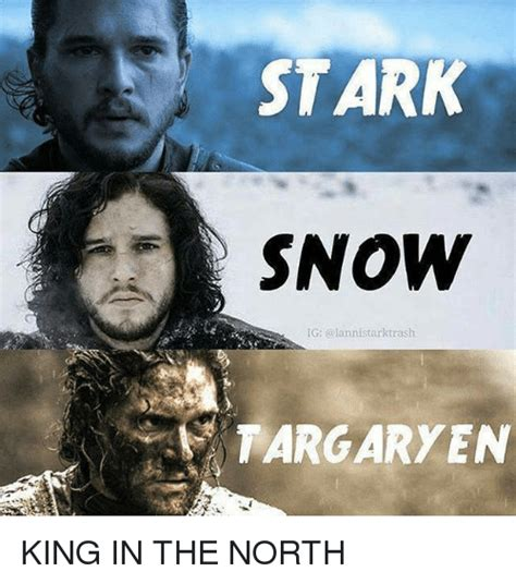 King Of The North Meme - 25 best memes about king in the north king in the north