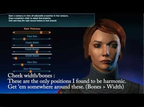 Mass Effect Trilogy   Tips for making a nice and realistic