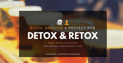 Detox Retox by This Is Bodhi Transformation Specialists