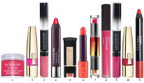 Mascara Loreal lip color the lip scrub happ loreal makeup