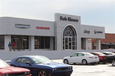 Chrysler Dodge Jeep Ram Dealership New Used Car Dealer Serving Bartlesville Bob