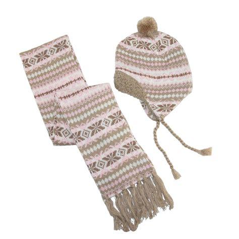 s winter sets scarves gloves hats for