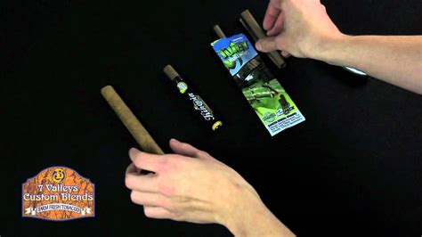 How To Make A Blunt Out Of Paper - blunt wrap demonstration