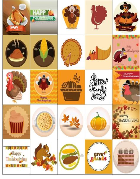 printable thanksgiving stickers 1165 best planner pages images on pinterest free