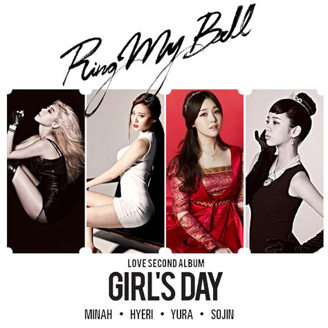 s day album s day ring my bell fanmade album cover by