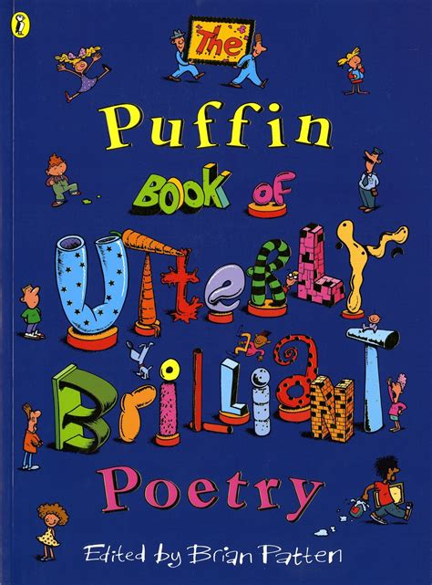 the puffin book of the puffin book of utterly brilliant poetry penguin books australia