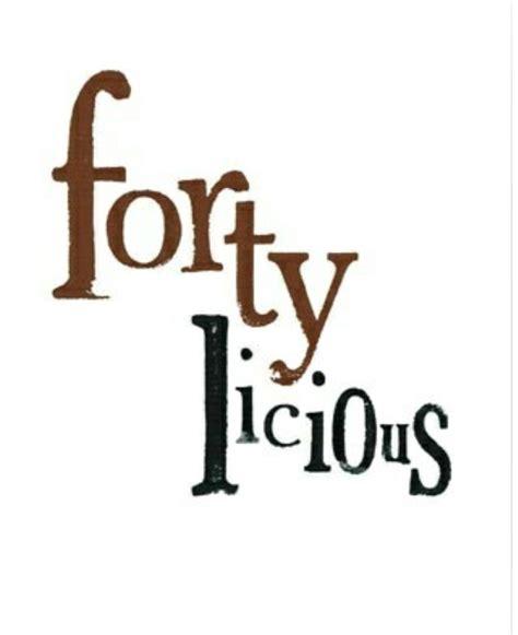 forty birthday ideas 40 fortieth