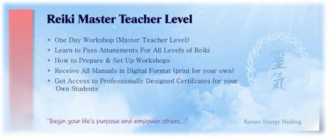 reiki master teacher razure energy healing