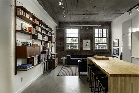 concrete loft 10 contemporary rooms with concrete ceiling
