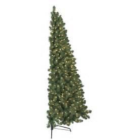 Foot Pre Lit Led Christmas Trees - murphy s flatback artificial christmas tree tree classics