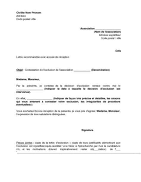 Exemple De Lettre De Démission President D Association Exemple De Lettre De D 233 Mission D Une Association Covering Letter Exle