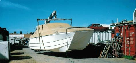 fishing boat hull only used custom cat hull only for sale boats for sale yachthub