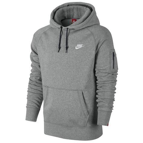 Jaket Hoodie Aw nike aw77 fleece s hoodie sweatshirt hoody sweater ebay