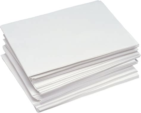 Paper sheet PNG images free download, paper PNG A-paper
