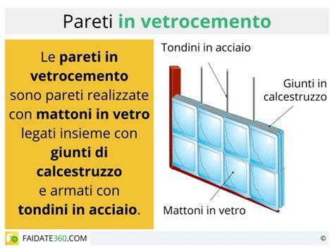 mattoni in vetro per interni pareti in vetrocemento per interni ed esterni tipi ed