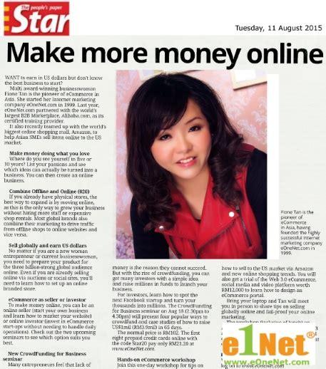 Make More Money Online - make more money online the star