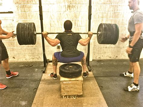 box squat bench why the box squat is overrated