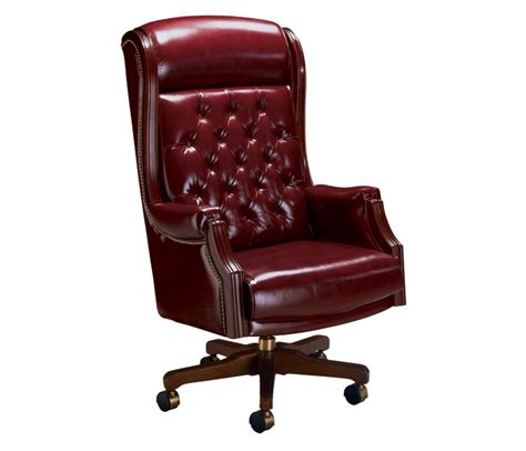 Judges Chair by La Z Boy All Leather Judge S Chair