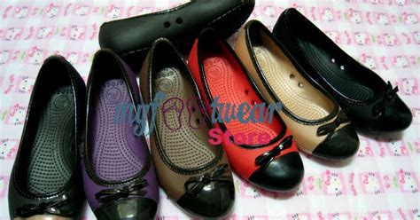 konversi ukuran sepatu myfootwearstore pusat sepatu crocs murah surabaya