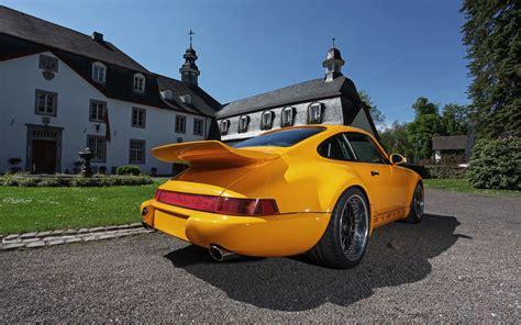 Porsche 964 Project by 1990 Dp Motorsport Porsche 964 Project Yellow Serious Wheels