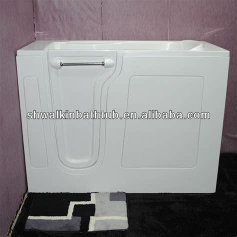 bathtub material comparison fiberglass walk in bath bathtubs for older and disabled