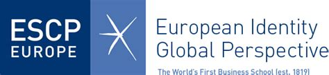 Escp Mba In International Management by Escp Europe Business School