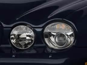Jaguar Headlight Image 2008 Jaguar Xj 4 Door Sedan Xj8 L Headlight Size
