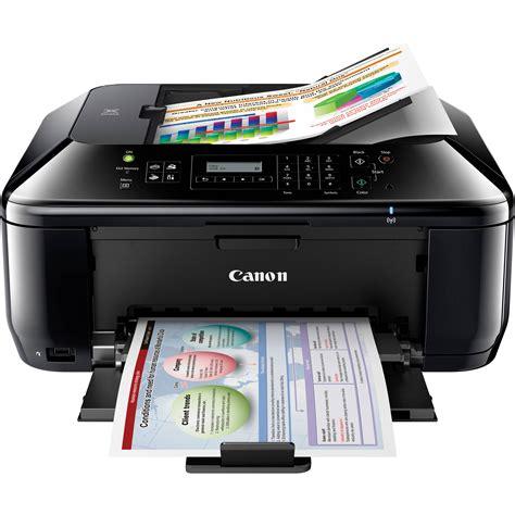 Printer Canon Wifi canon pixma mx432 wireless all in one color inkjet