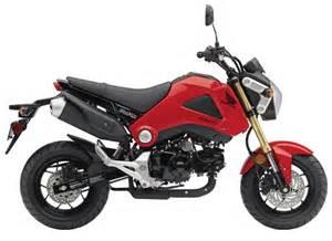 Small Honda Motorcycle Error