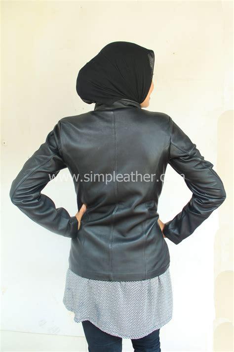 Jacket Kulit Original Premium 2712 jaket kulit wanita tipe wx106 simple leather